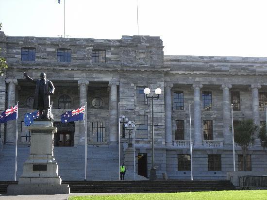 อาคารรัฐสภา: the parliamentary builing