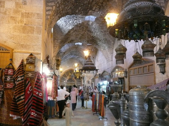 Aleppo Souk