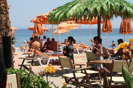 Americana Hotel: Tarzan Beach Kos Town Jun 09