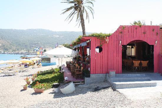 Americana Hotel: Kefalos Beach Taverna Jun 09