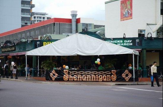 Shenannigans Restaurant & Bar: It's Shenannigans...