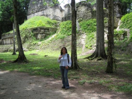 ลอสต์เวิร์ลด์: Exploring Tikal