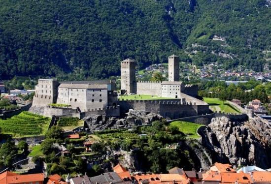 Bellinzona - Castello Grande
