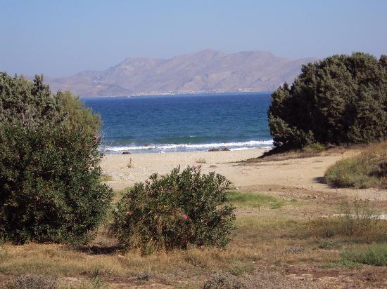 Eurovillage Achilleas Hotel: scorcio della spiaggia