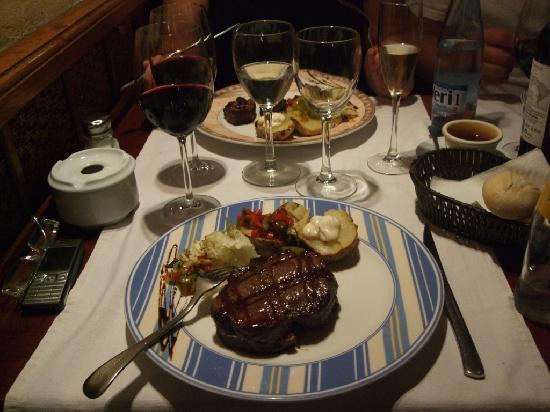 Gaucho'S Restaurante Argentino: Beed