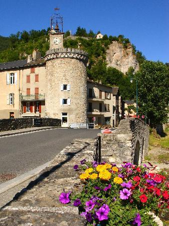 Logis Hotel Family : La tour de l'horloge (Meyrueis)