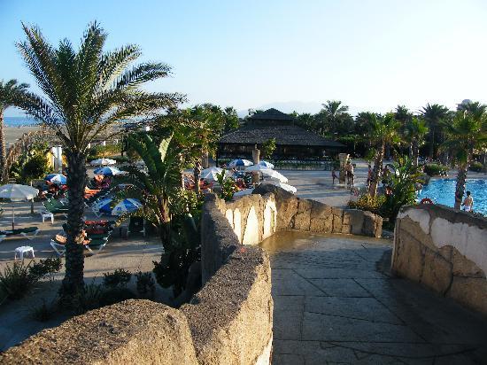 Zimbali Playa Spa Hotel: la piscina