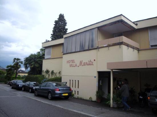 Hotel Villa Marita: Exterior