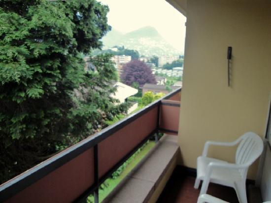 Hotel Villa Marita: Balcony