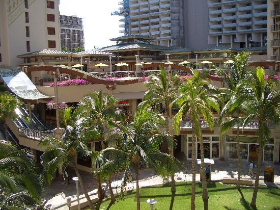 Wyndham at Waikiki Beach Walk: ワイキキビーチウォーク