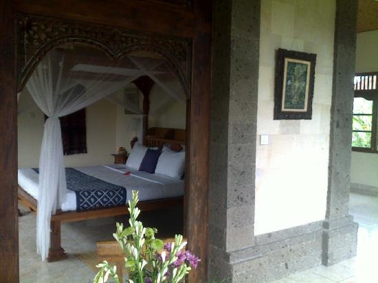 Alam Shanti: Bedroom