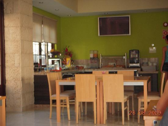 Hotel Orosol: area bar