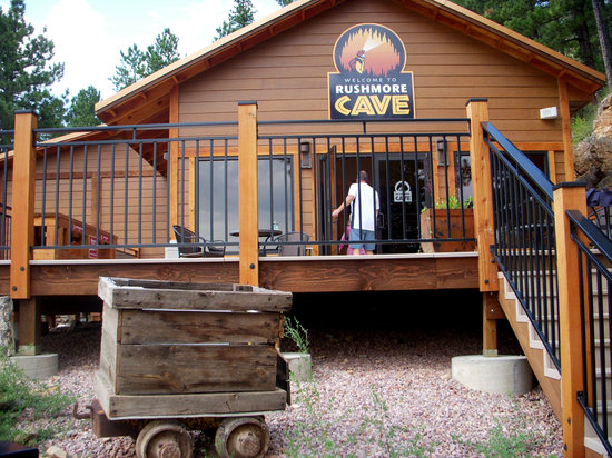 Keystone, Dakota del Sur: Entrance