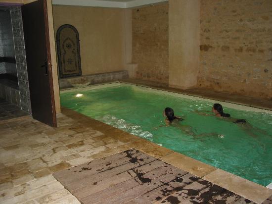 Le Clos des Anges: piscine