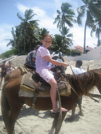 Cabarete Beach House at Nanny Estates: Horseback riding