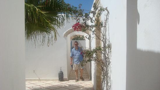 Hotel Villa Soleil : le coin des chambresl