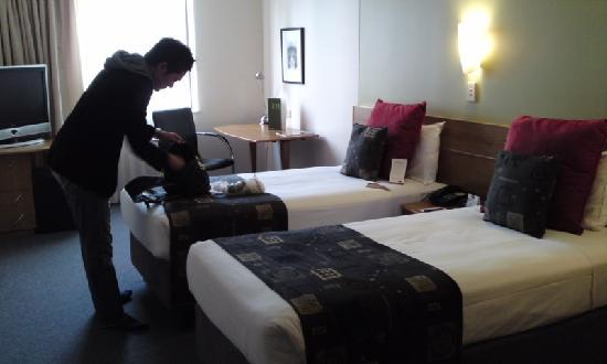 โรงแรมเมอร์คิวร์ซิดนีย์: お部屋