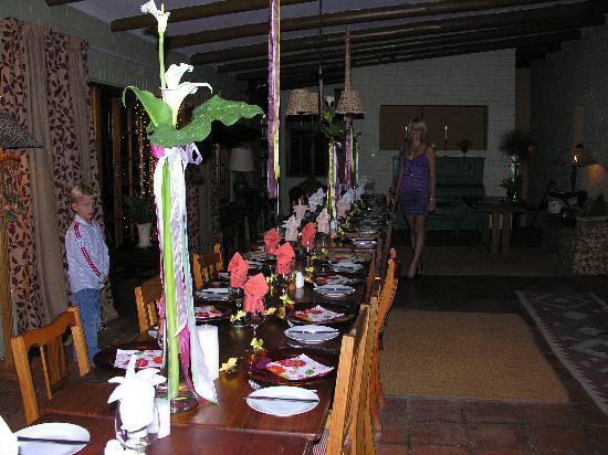 Old Joe's Kaia: the beautiful table