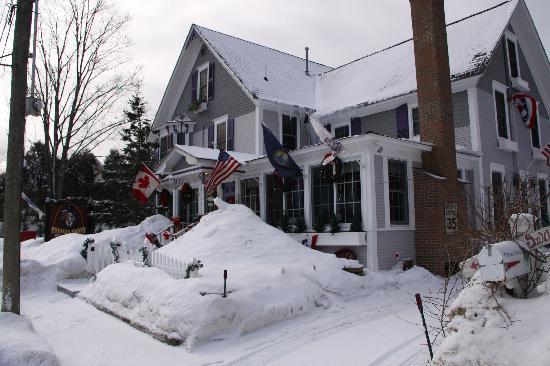 Phineas Swann Bed and Breakfast Inn: Great place