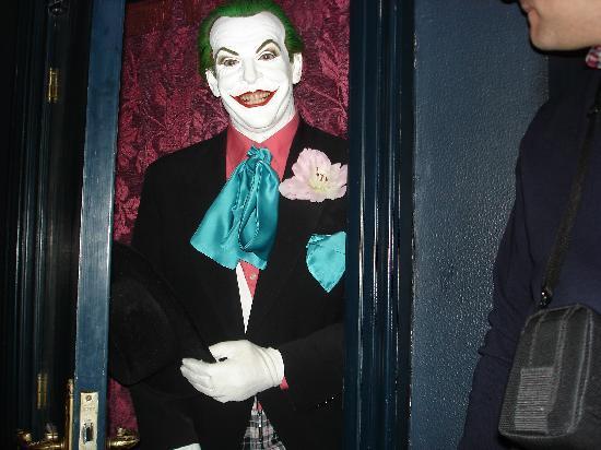 Museo de Cera de Madrid: joker