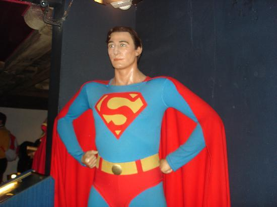 Museo de Cera: superman