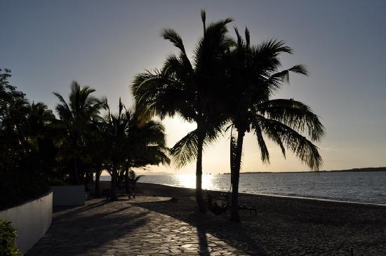 Sofitel Fiji Resort & Spa: Atardecer en Denarau