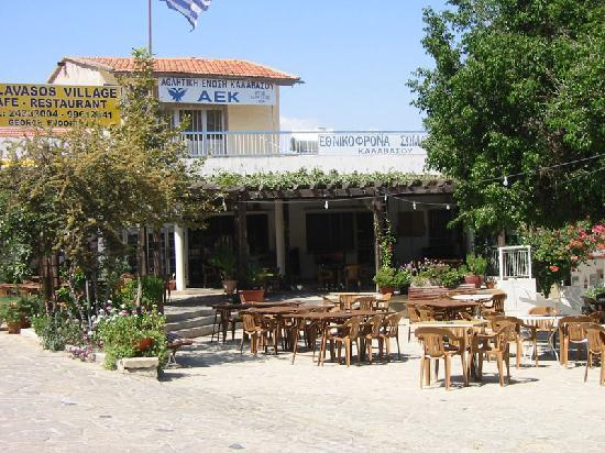 Cyprus Villages: The Kalavasos Village restaurant & coffee house
