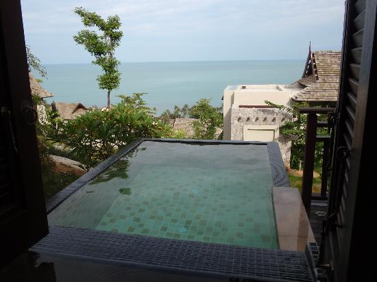 ‪‪Bhundhari Spa Resort & Villas Samui‬: Nice pool‬