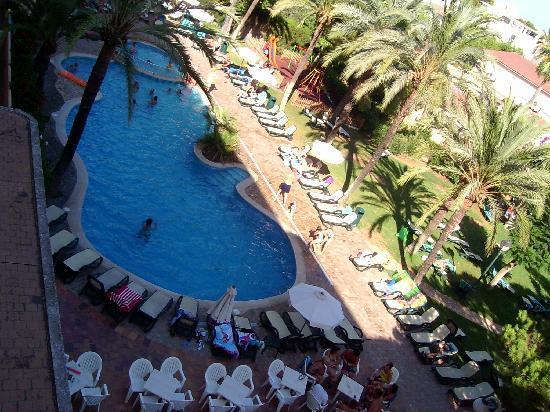 Aparthotel Tropicana Cala Millor  Majorca