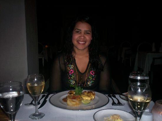 Majestic Elegance Punta Cana: langostas unicas ¿que ricura?