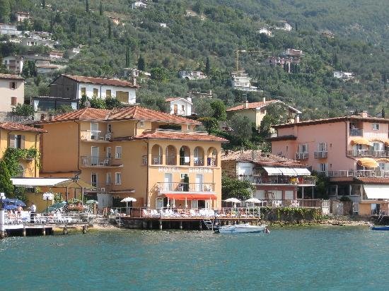 Hotel Sirena: View from the lake