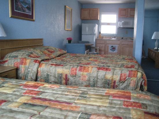 Chateau Bleu Resort Motel : pic of room