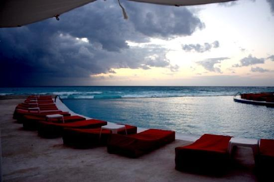 Bel Air Collection Resort & Spa Cancun: le matin