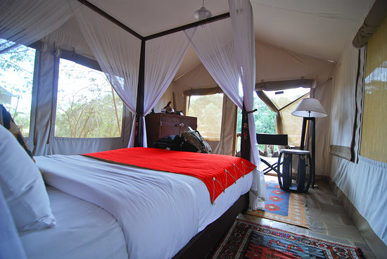 Fairmont Mara Safari Club: Your tent