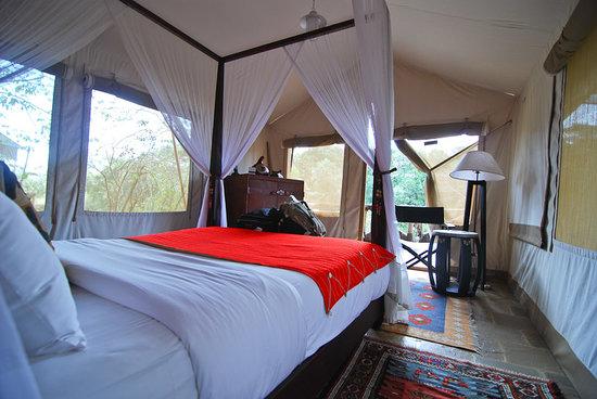 فيرمونت مارا سافراري كلوب: Your tent