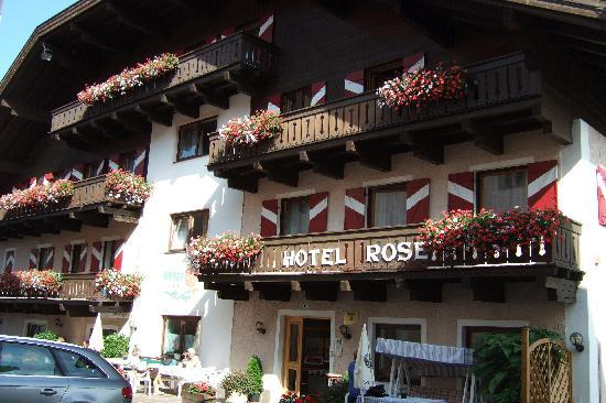 Hotel Rose: hotel