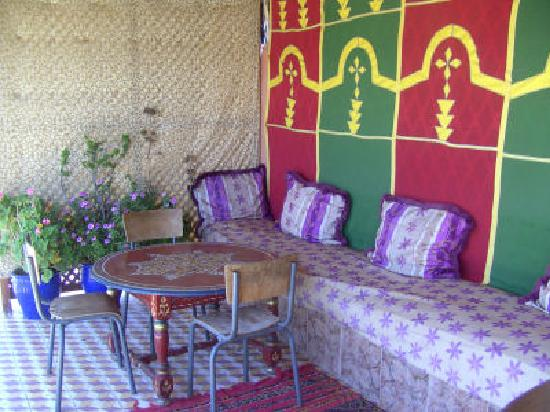 Hotel Imouzzer: terrace III