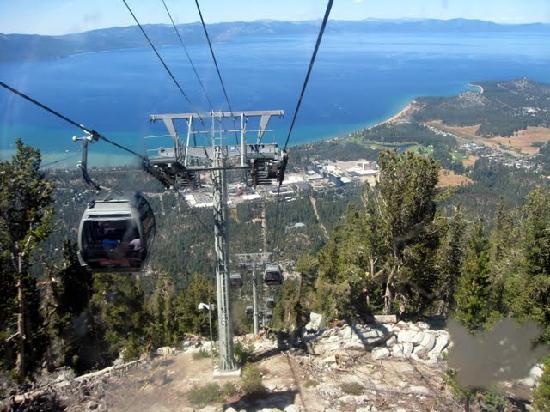 The Gondola at Heavenly : Heavenly Gondolas