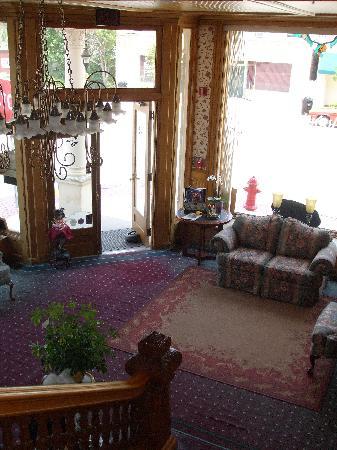 The Audubon Inn : Lobby