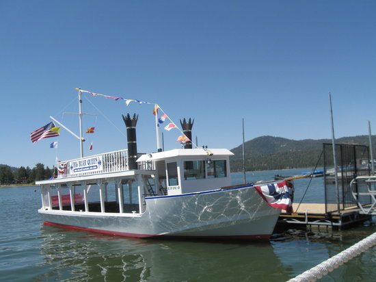 Big Bear Region, Californie : The Big Bear Queen