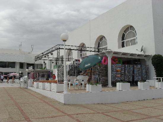 El Mouradi Club Kantaoui: Foto interne della struttura