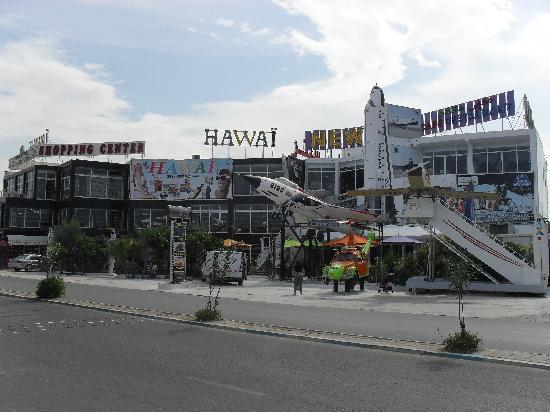 El Mouradi Club Kantaoui: Negozio vicino all'Hotel