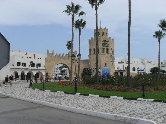 El Mouradi Club Kantaoui: Castello della Marina di Port El Kantaoui