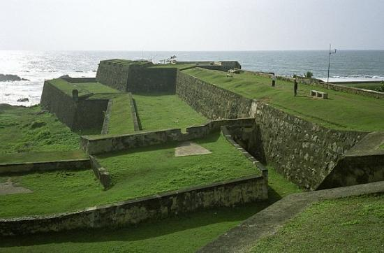Old Town of Galle and its Fortifications: Sri Lanka, Galle, aug 2009