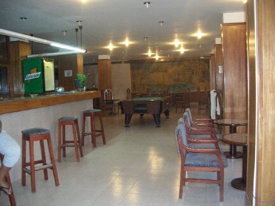 Hotel Amic Miraflores: BAR
