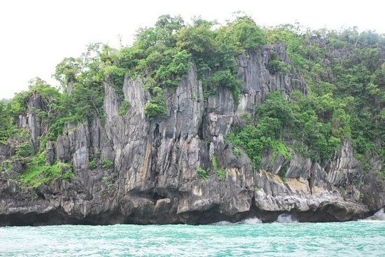 Puerto Princesa Underground River: God is awesome! Wonderful creations!