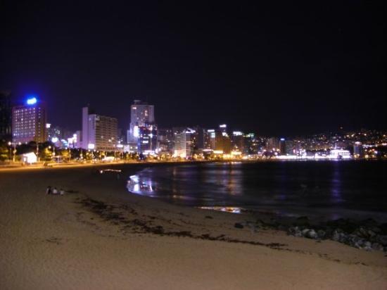 Haeundae Beach Korea Hotels