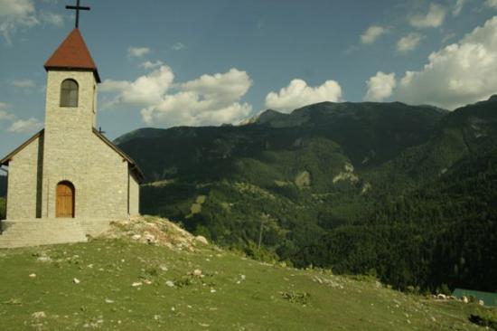 Rugova Mountains Photo