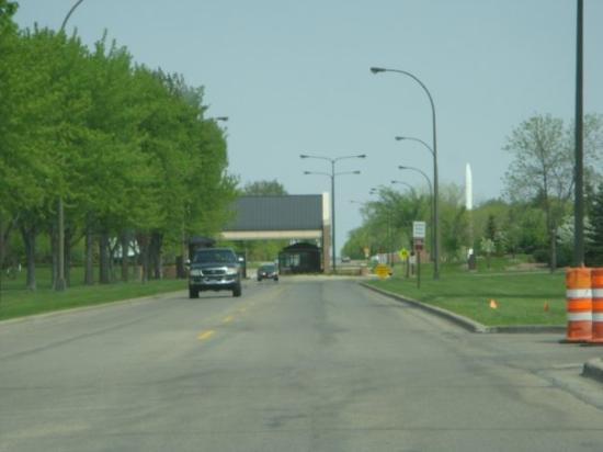 goodbye air force base - Picture of Grand Forks, North Dakota ...