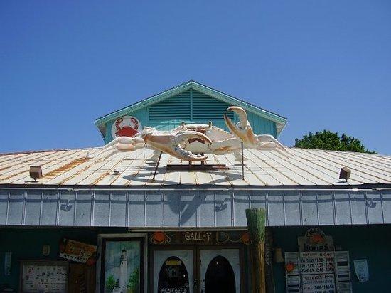 Crabby Bill's: 21Aug09